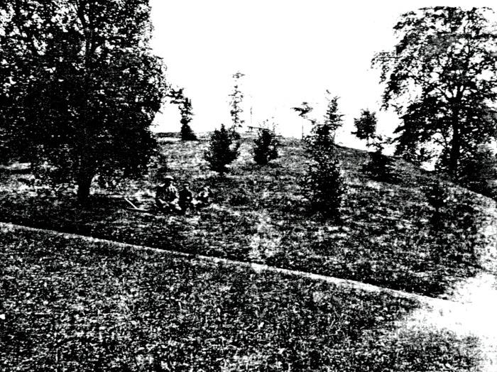Bild som fotokopia ur Gunborg Ferms samling, Ljungstorp, 2014.