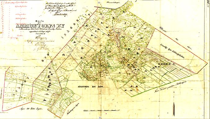 Lantmäteriet Historiska Kartor. Klicka på kartan för att se den större!