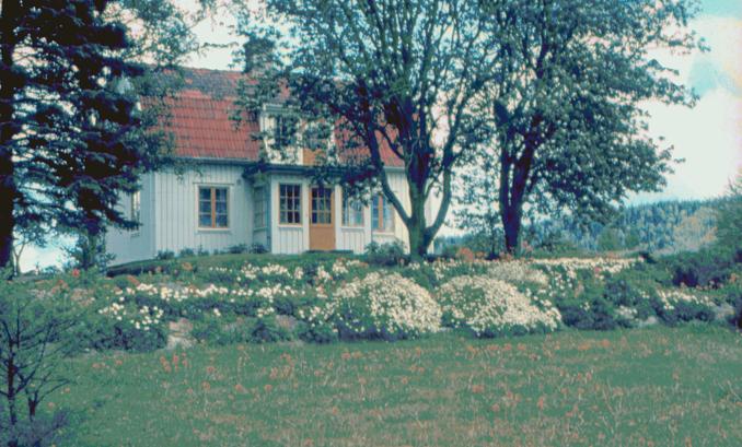 Bild från Petrus Peinert, Varnhem, 2014 - son till Sven Pettersson.