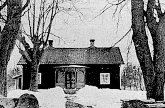 Foto från Svenska Gods och Gårdar 1942