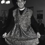 Kyrkoherde Anders Hammar