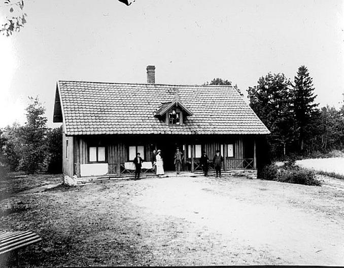 Fotograf: Ernst Julihn. Västergötlands Museum -Bildnummer: B145193:38