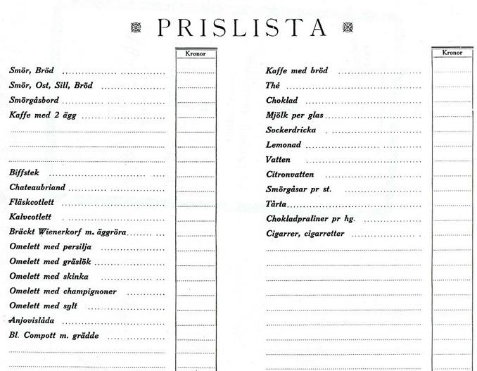 Dokument från Maria & Fernando's historiesamling, Himmelskällan, 2015