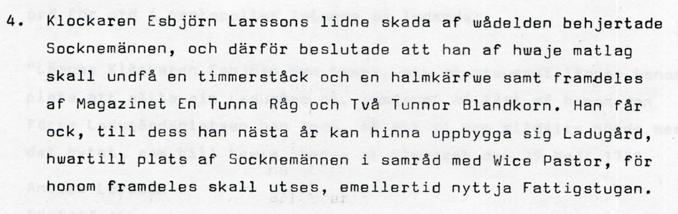 Ur sockenprotokoll 1781, Alf Brage, Varnhemsbygden 1982