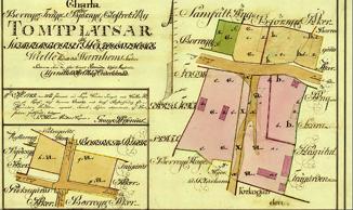 Björsgården Gästgivargården 1782