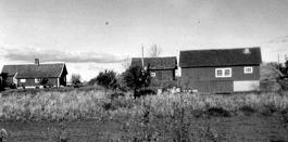 Björsgården 1950-tal - foto från Lennart Strömberg