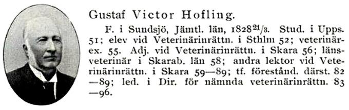 - Project Runeberg -  Svenskt porträttgalleri / XXIV:1. Veterinärer (biografier af Josef Svensson) / 29 (1895-1913) Author: Albin Hildebrand
