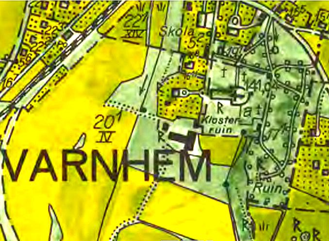 Ryttaregården 1960