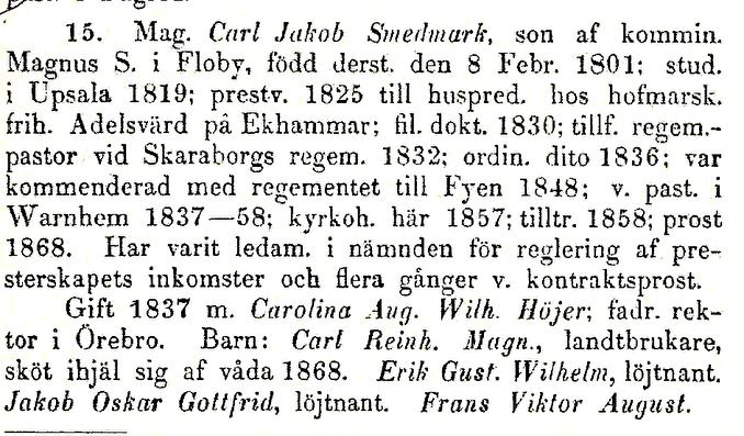 Ur Skara stifts herdebrev