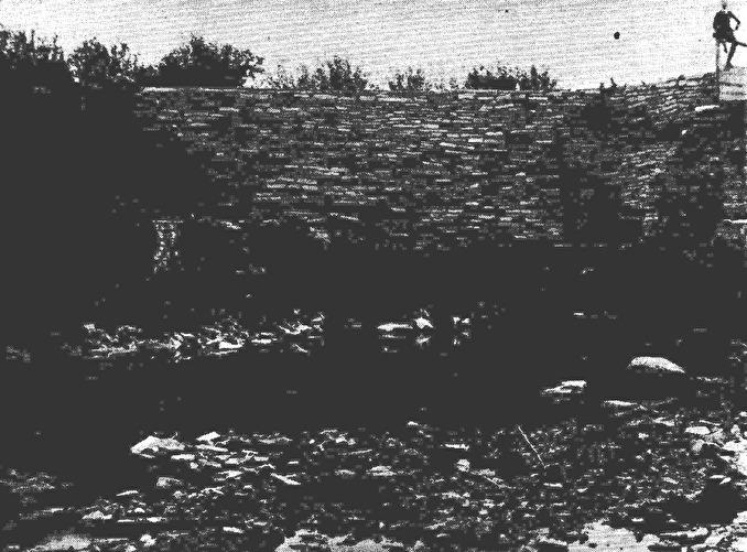 Kopia av foto i Varnhemsbygden 1995. Foto Fritiof Olsson 1897!