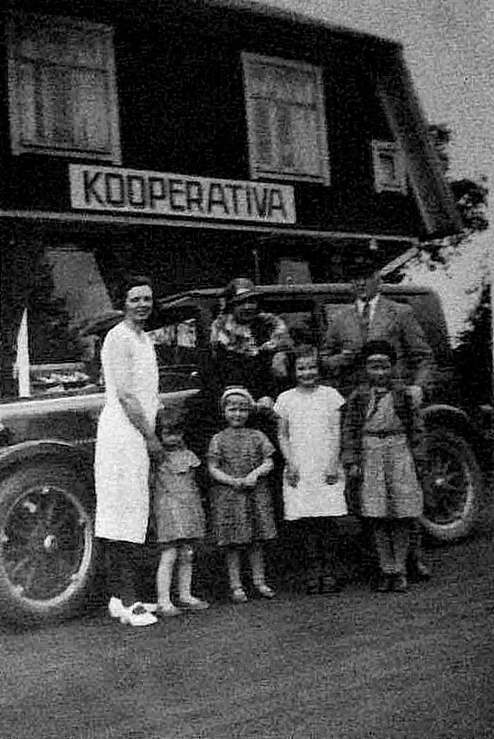 Konsum 1920-tal