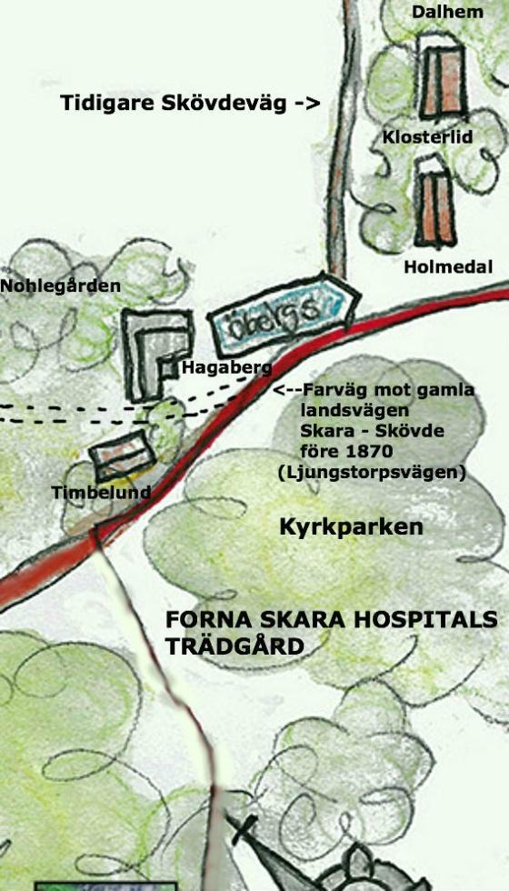 Orginalet framtaget av Karin Welin, Eriksdal, Varnhem (Konsumhuset) - hembygdsmannen Nils Lanns dotter-dotter.