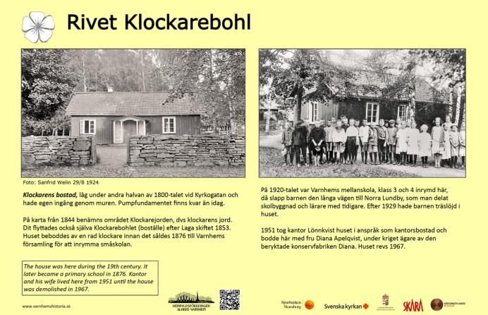 Historiefakta - urval; Kent Friman, grafisk utformning - Margareta Dahlin, 2018