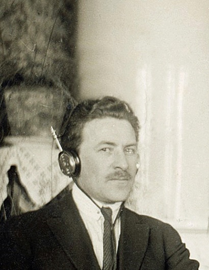 Son Teknolog Karl Martin*, född i Skara 1882-11-10