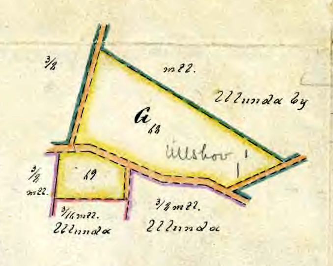 Ullshov avstyckas 1915