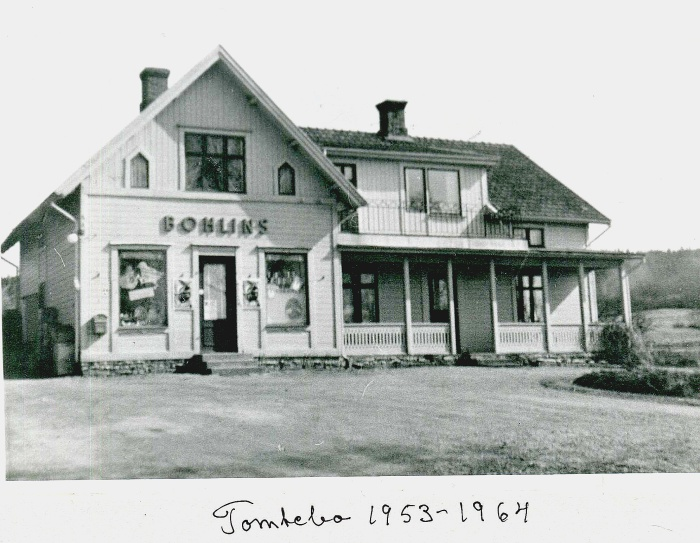 Norra Lundby Tomtebo 1953-1964 - från Norra Lundby Sockegilles Arkiv - 2019