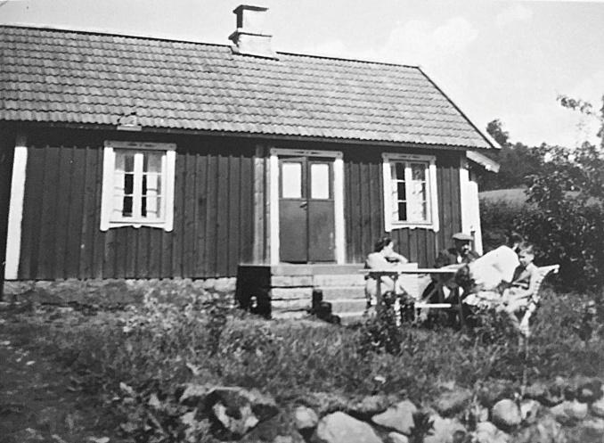 Marielund då Josef bodde där