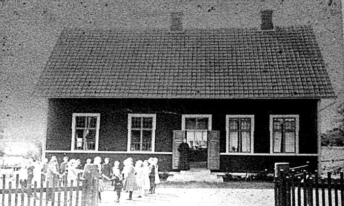 Skolan Lundby år ?