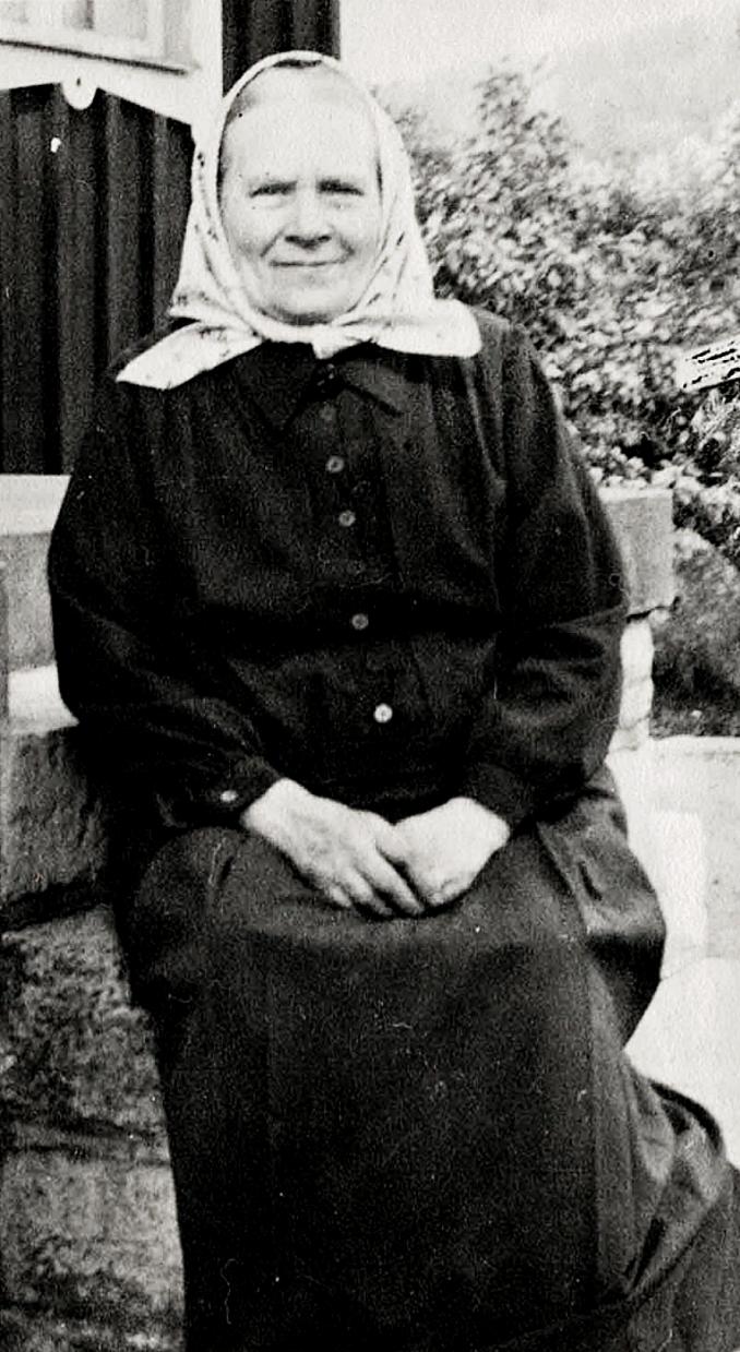 bild från dotterdottern Anna-Karin Karlsson, 2019-09-25