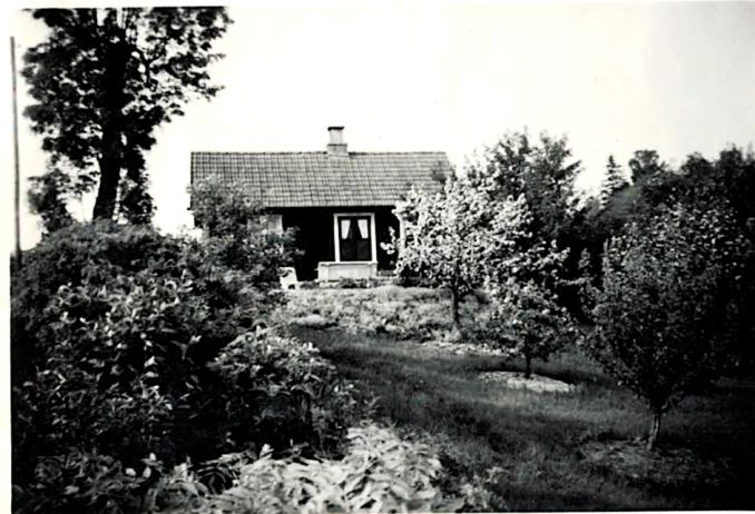 bild från dotterdottern till Märta, Anna-Karin Karlsson, 2019-09-25