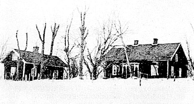 Bild från Svenska Gods och Gårdar 1942
