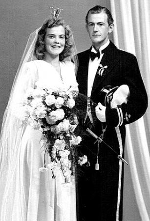 Marie-Louise o David Furåker, 1945-09-01