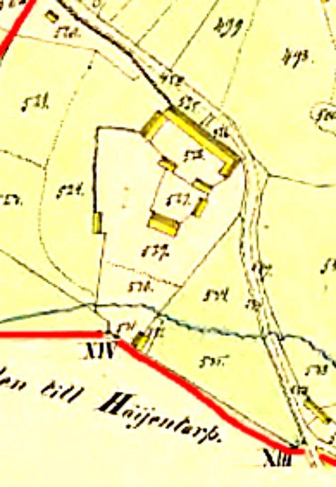 Prästgården 1839