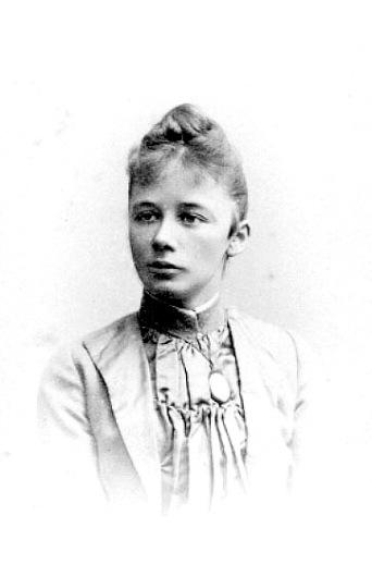 Fru Signe Elis. Engelborg von Sydow i Varnhem g. m. A. von Sydow f. Forsslund - foto från Digitalt Museum