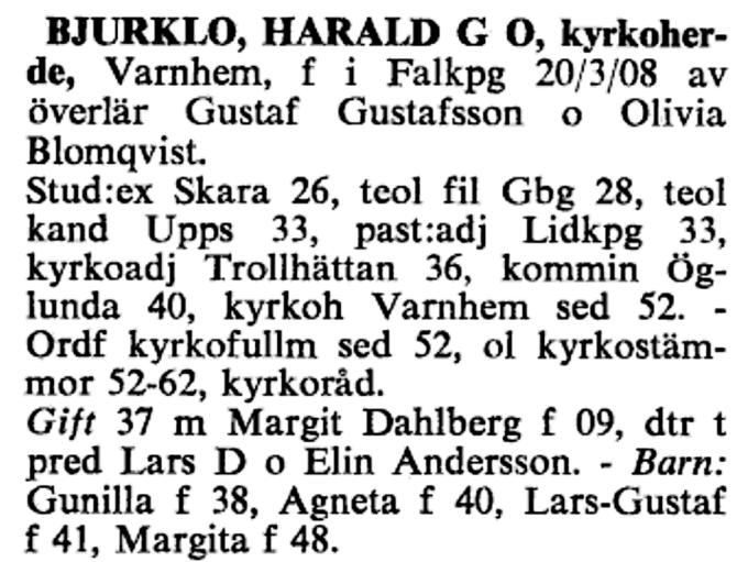 Projekt Runeberg, Vem är vem?, 1965