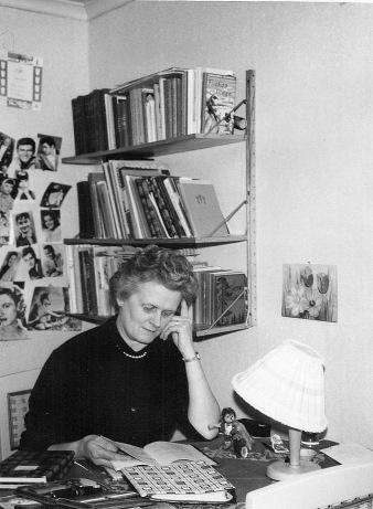 Foto från Margita Bjurklos album, 2020