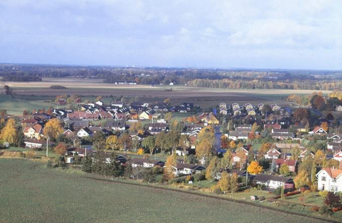 1980-tal - detalj från foto av Claes Dahlin