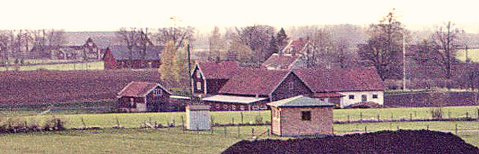 Fogdegården 1970-tal- detaljförstorat från Margareta Dahlins bild
