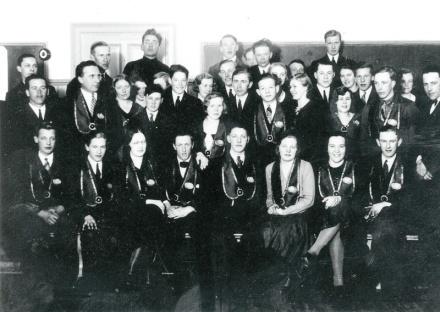 Bild från Digitalt Arkiv www.varnhemshistoria.se - klikca på bilden för större bild!