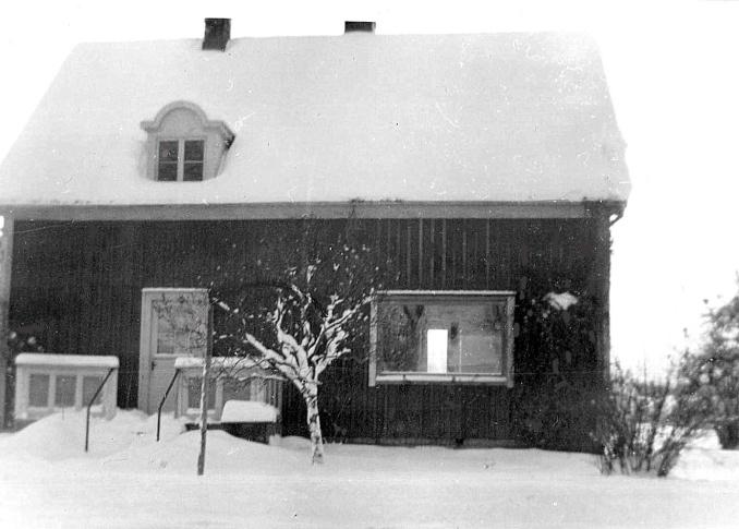 Foto Gösta Främst 1962, ur Anders Främst fotosamling, 2016
