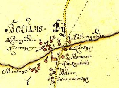 Bolums by 1713