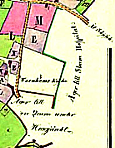 Hospitalets ävensom klosterträdgårdens tillgångar tillades Skara hospital enligt Kungl. brefvet af den 25 Jan. 1689