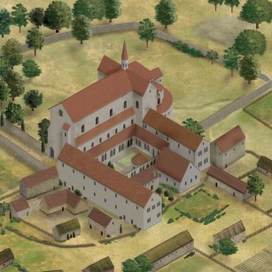 Monastry of Varnhem 1300