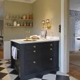 Lidhults kök modell Frille Sotgrå