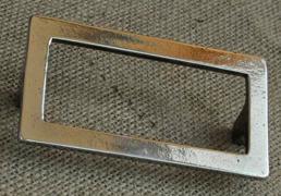 Handtag kök Quadra brons