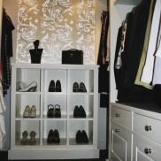 Lidhults dressingroom skohylla