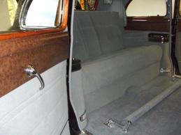 Cadillac inredning