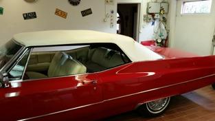 Cadillac -67 Cabbyte