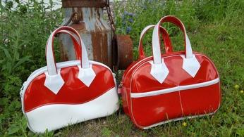 Rockabilly väskor