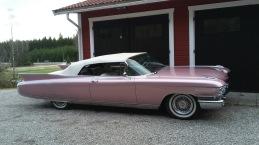 Cadillac cab Före