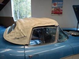 Corvette cab Före