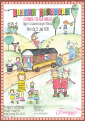CirkusHallonen Poster