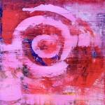 Rosebud, 100x100