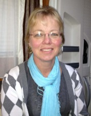Helene Bengtsson, ekonomiansvarig Rolfstorps Svets & Smide