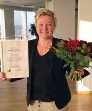 Anneli Andelén, VD på Maa Såg