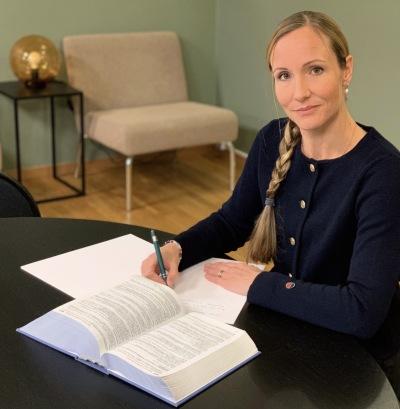 Advokat Annica Boudin,  Järfälla Advokatbyrå AB